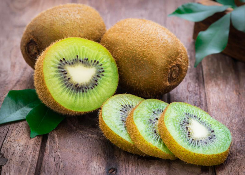 kiwi wellness and beneficial properties - Residence Domaso