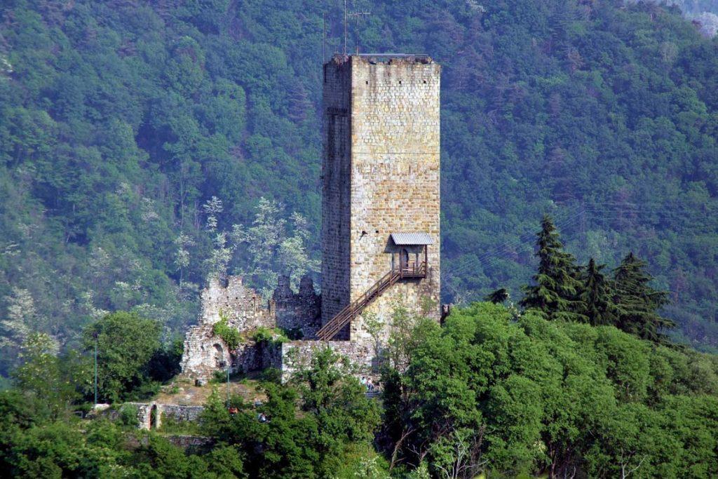 Castel-Baradello-lago-di-como